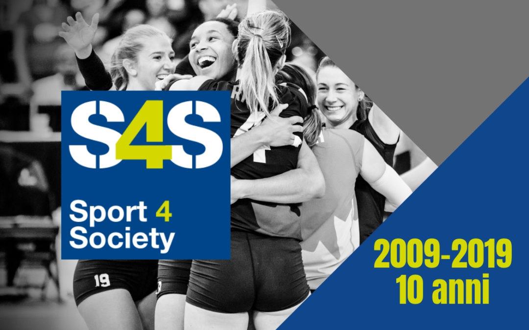 2009-2019 : I dieci anni di Sport4Society